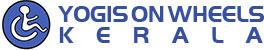 Yogis on wheel logo